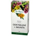 Dr. Popov Odkyselení + imunita bylinný sypaný čaj s vilcacorou 50 g