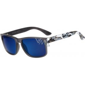 Relax Irabu 2311A šedé sluneční brýle