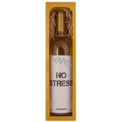 Bohemia Gifts Chardonnay No stress bílé dárkové víno 750 ml