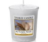 Yankee Candle Autumn Pearl - Podzimní perla vonná svíčka votivní 49 g