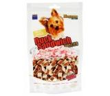 Magnum Kachní kousky sandwich doplňkové krmivo pro psy 80 g