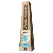 Bohemia Gifts & Cosmetics Horká extra jemná výběrová čokoláda K svátku 30 g