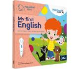 Albi Kouzelné čtení interaktivní kniha My first English, věk 3 - 7