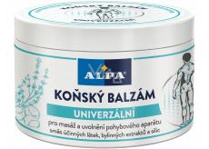 Alpa Koňský univerzální masážní balzám 250 ml