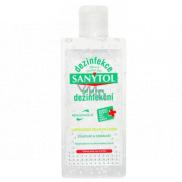 Sanytol Dezinfekce dezinfekční gel na ruce se Zeleným Čajem, ničí viry a bakteri 75 ml