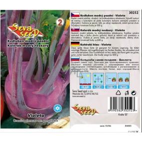Seva Seed Kedluben modrý pozdní Violeta 0,6 g