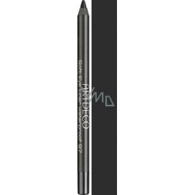 Artdeco Soft Eye Liner Waterproof voděodolná konturovací tužka na oči 97 Anthracite 1,2 g