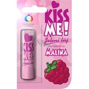 Regina Kiss Me Malina jelení lůj s příchutí 2,3 g
