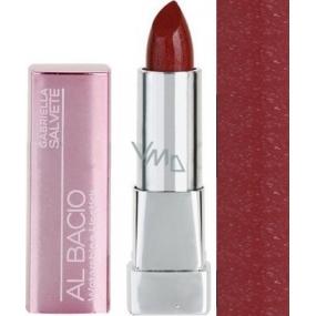 Gabriella Salvete Al Bacio Lipstick rtěnka 04 Velvet Brown 4,2 g