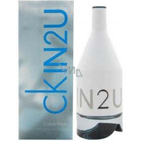 Calvin Klein CK IN2U Men toaletní voda 150 ml