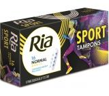 Ria Sport Normal dámské tampony 16 kusů