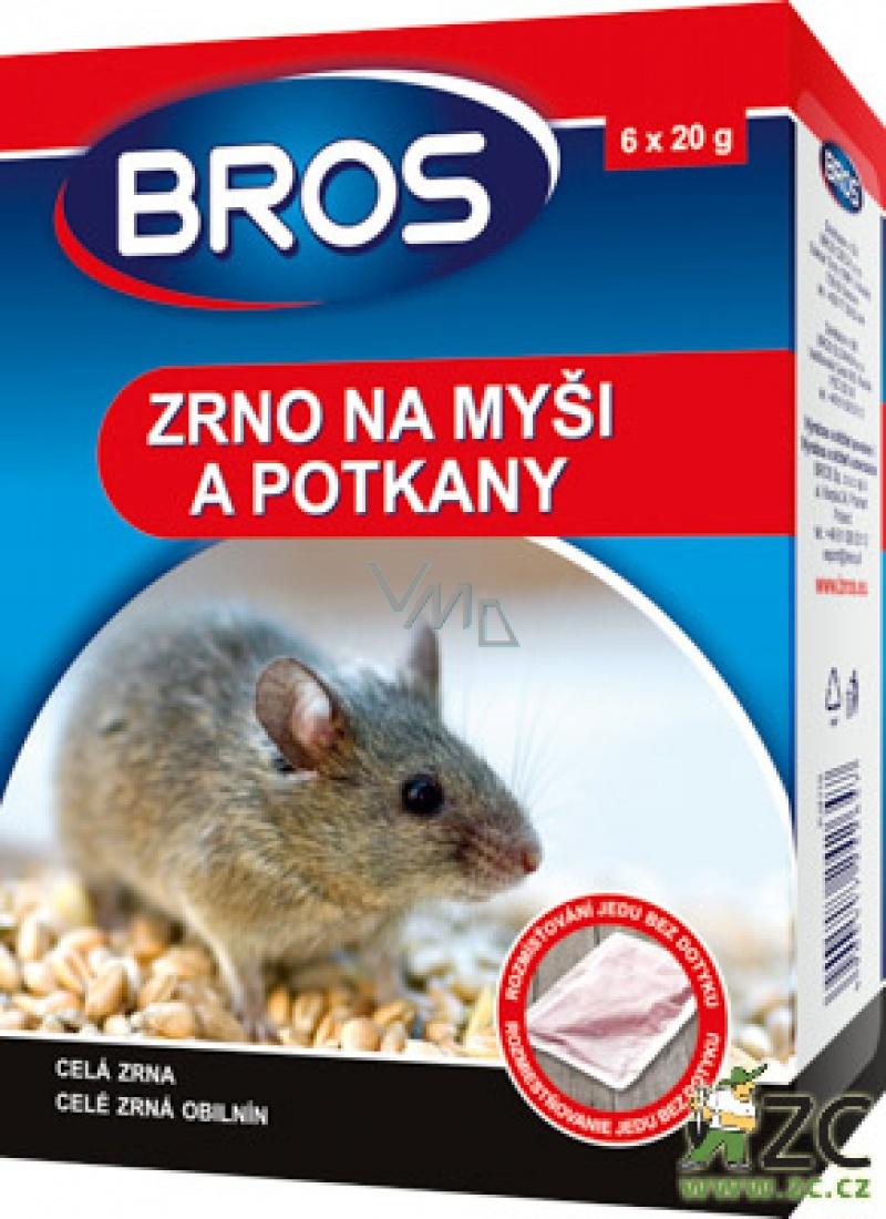 Bros Korn Für Mäuse Ratten Und Ratten Vmd Parfumerie Drogerie