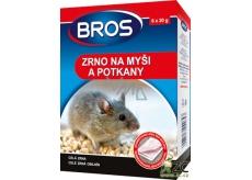 Bros zrno na myši, krysy a potkany 120 g