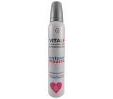Vitale Exclusively Professional barvící pěnové tužidlo s vitaminem E Pink - Růžový 200 ml