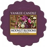 Yankee Candle Moonlit Blossoms - Květiny ve svitu měsíce vonný vosk do aromalampy 22 g