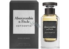 Abercrombie & Fitch Authentic Man toaletní voda 100 ml