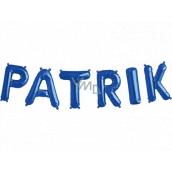Albi Nafukovací jméno Patrik 49 cm