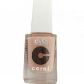 Delia Cosmetics Coral 100% Nail Rebuild Ceramides regenerátor nehtů 11 ml
