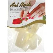 Art Nails Umělé nehty hranaté 20 kusů 2302