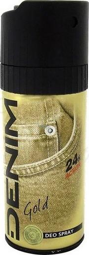 Denim Gold deodorant sprej pro muže 150 ml