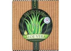 Bohemia Herbs Aloe Vera pleťový krém 200 ml