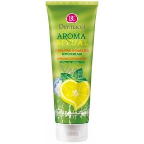 Dermacol Aroma Ritual Citrus Vzpružující sprchový gel 250 ml
