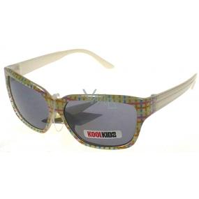 Dudes & Dudettes Sluneční brýle pro děti JK051A