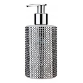 Vivian Gray Diamond White luxusní tekuté mýdlo s dávkovačem 250 ml
