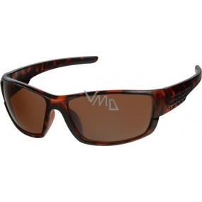 Nac New Age Sluneční brýle hnědé A20176