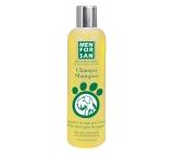 MenForSan Přírodní velmi jemný šampon z pšeničných klíčků pro štěňata 300 ml