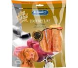 Dr. Clauders Dog Country Line plátky sušeného drůbežího masa 170 g