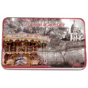 Le Blanc Carrousel přírodní mýdlo tuhé v krabičce 6 x 25 g