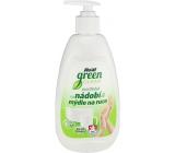 Real Green Clean prostředek na nádobí & mýdlo na ruce 500 g