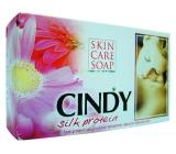 Cindy Silk Protein toaletní mýdlo 75 g
