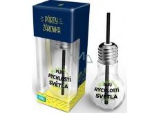 Albi Žárovka na pití - Piju rychlostí světla 400 ml