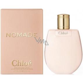 Chloé Nomade parfémované tělové mléko pro ženy 200 ml