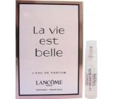 Lancome La Vie Est Belle parfémovaná voda pro ženy 1,2 ml s rozprašovačem, Vialka