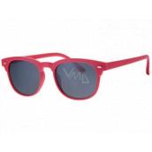 Dudes & Dudettes Sluneční brýle pro děti červené DD14008
