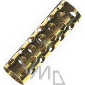 Natáčka kovová střední 17 mm 1 kus