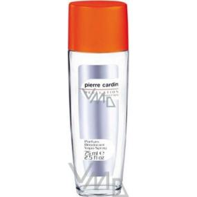 Pierre Cardin Revelation Energy parfémovaný deodorant sklo pro muže 75 ml