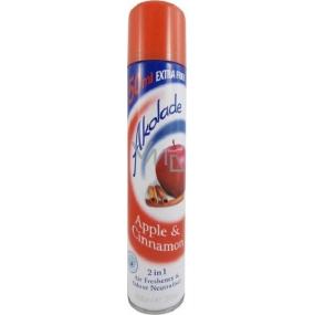Akolade Apple & Cinnamon 2v1 osvěžovač vzduchu 300 ml