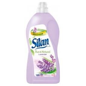 Silan Pure & Natural Lavender avivážní prostředek 60 dávek 1,8 l
