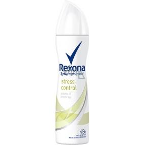 Rexona Motionsense Stress Control deodorant antiperspirant sprej pro ženy 150 ml