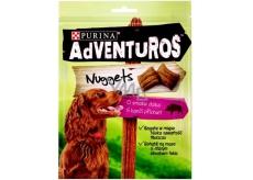 Purina Adventuros Nuggets nugetky s kančí příchutí 90 g