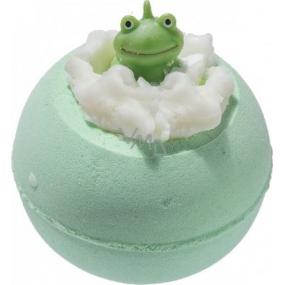 Bomb Cosmetics Není jednoduché být zelený Šumivý balistik do koupele 160 g