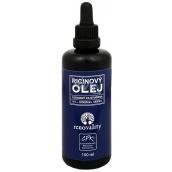 Renovality Ricinový olej lisovaný za studena 100 ml