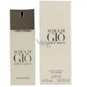 Giorgio Armani Acqua di Gio pour Homme toaletní voda pro muže 20 ml