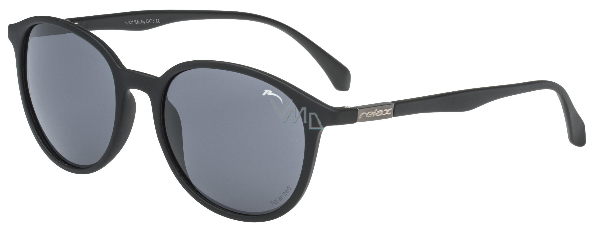 Relax Windley Sluneční brýle polarizační R2324 - VMD drogerie b9ae04f13d2