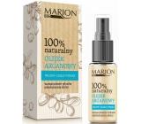 Marion Eco Arganový olej z Maroka 100% přírodní bio olej pro vlasy, pleť a tělo, omlazení pleti 25 ml