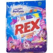 Rex Malaysan Orchid & Sandalwood Aromatherapy Color prášek na praní barevného prádla 18 dávek 1,17 kg